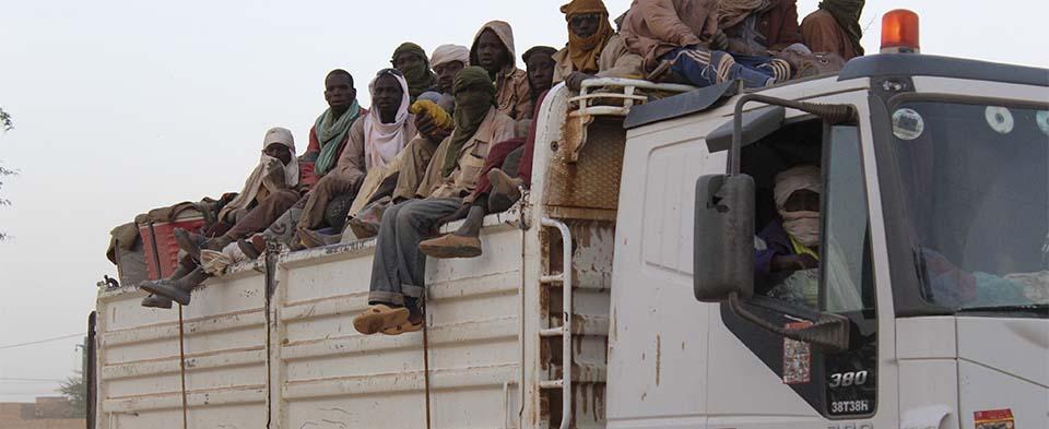 West Africa migration