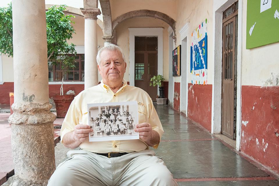 former WWII refugee