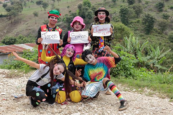 youthbuild troupe