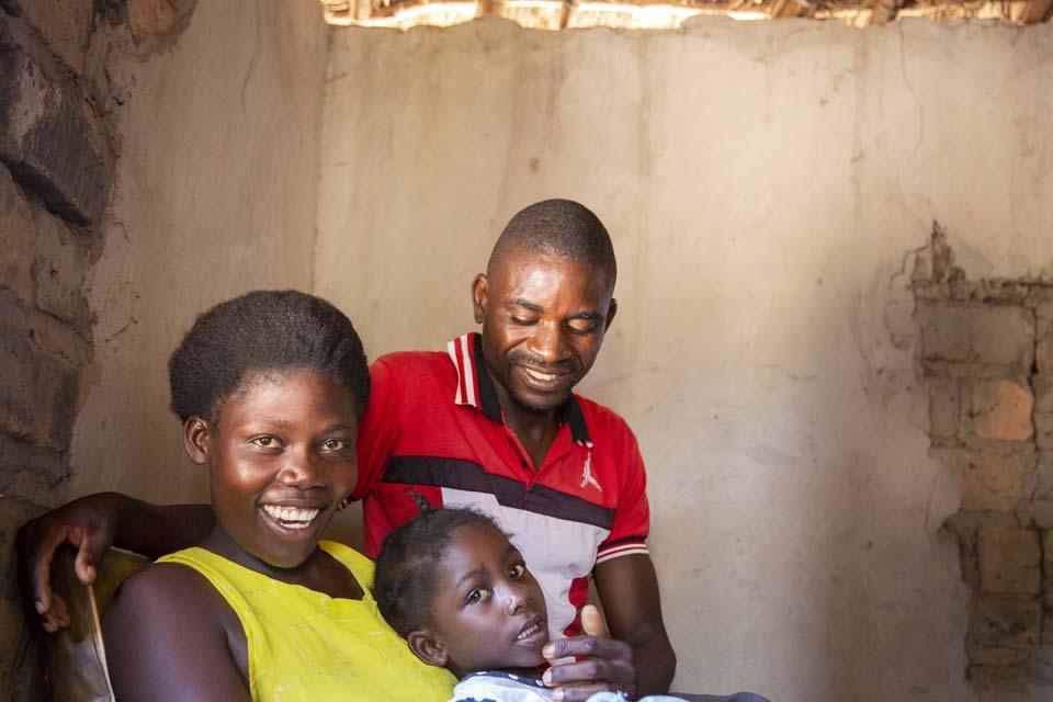 Zambia family