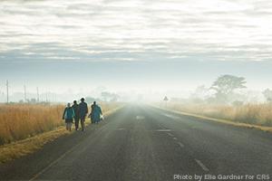 Catholic Relief Services, Zimbabwe