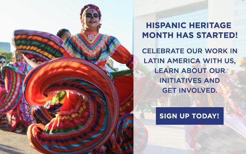 It's Hispanic Heritage Month Again!