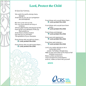 Lord, Protect the Child
