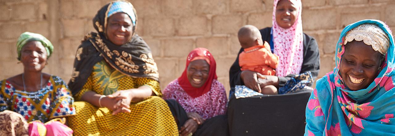 Burkina Faso savings group