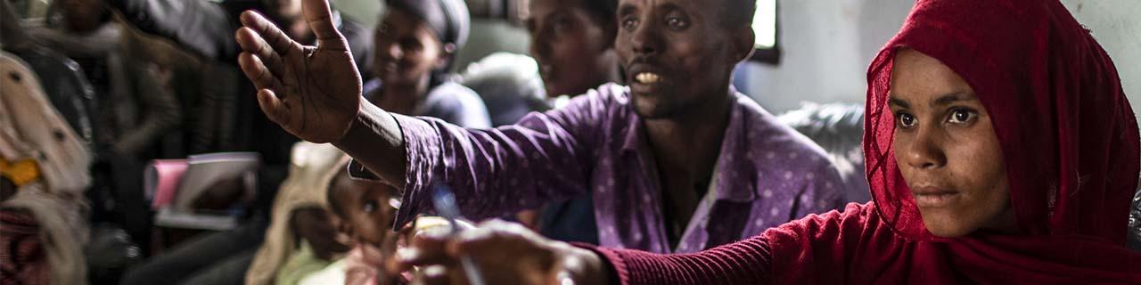 Ethiopia faithful house
