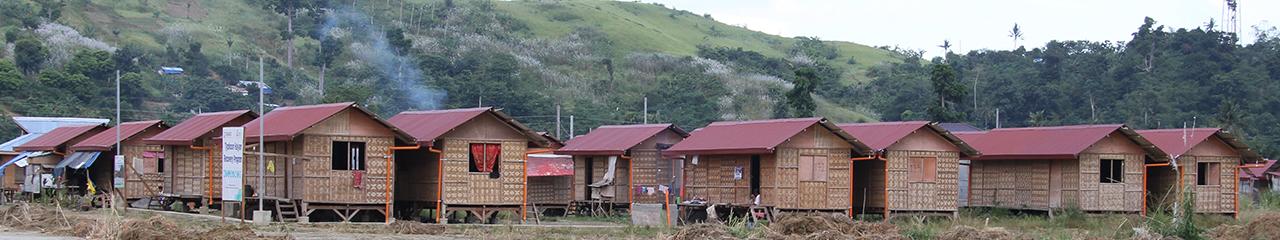 typhoon haiyan sheltter project