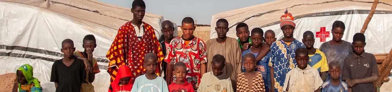 Mali camp