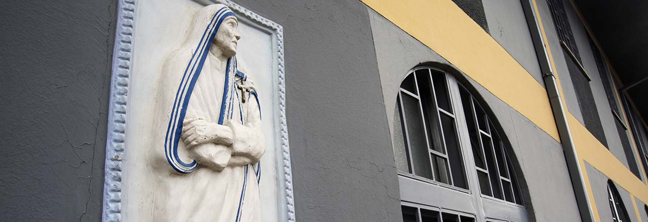 Missionaries of Charity building