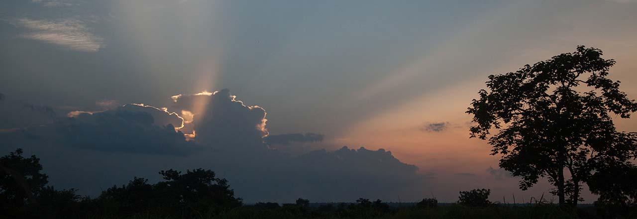 Nigerian sky