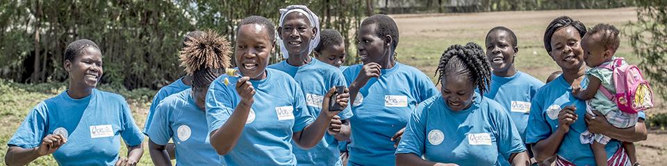 parenting group in Kenya