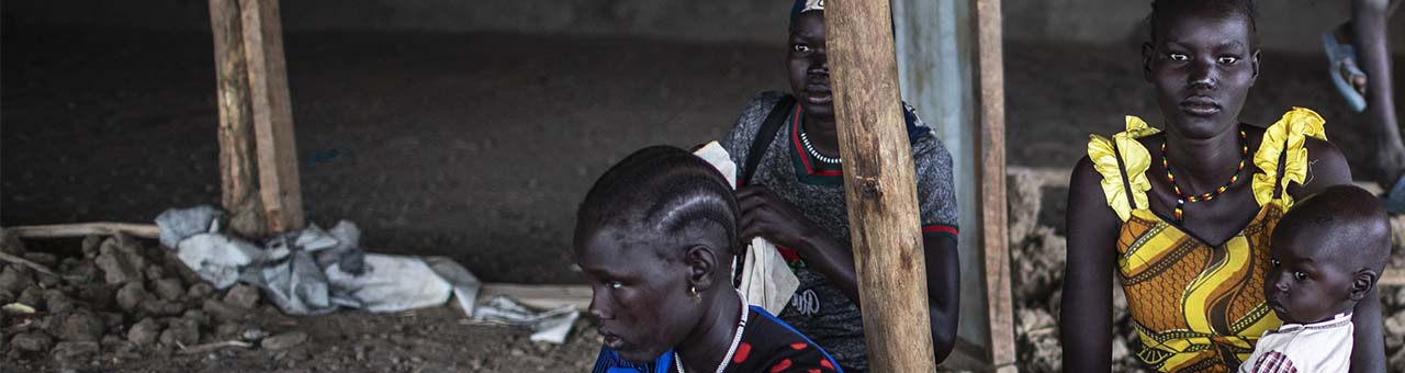 hunger in South Sudan