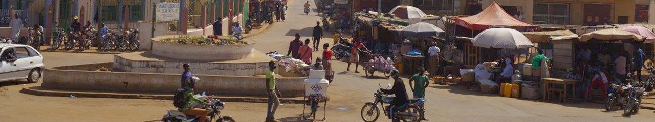 Togo street scene