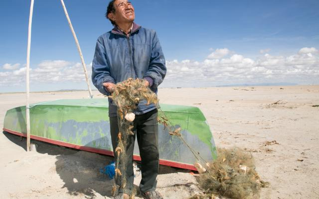 Vanishing Water of Bolivia