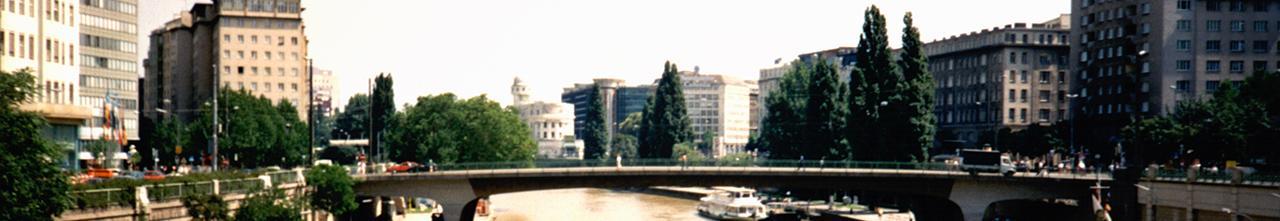 Russia city scene
