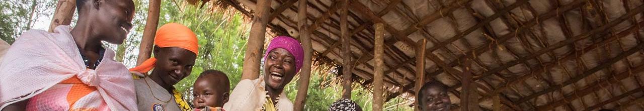 women in Burundi