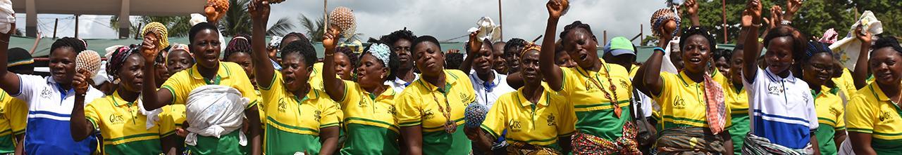 women in Togo