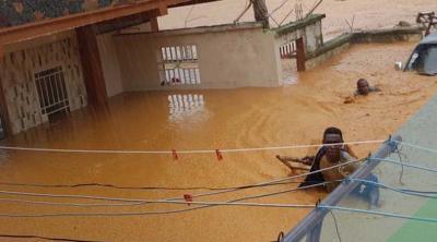 Sierra Leone landslides