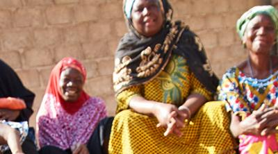 crs savings group in Burkina Faso