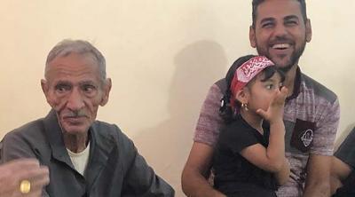 Iraq family