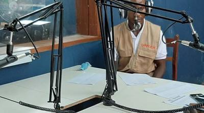 radio program Central African Republic