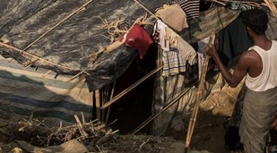 rohingya refugee camp Bangladesh