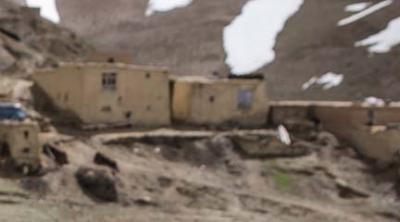 schoolgirl in Afghanistan