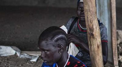 hunger in South Sudan