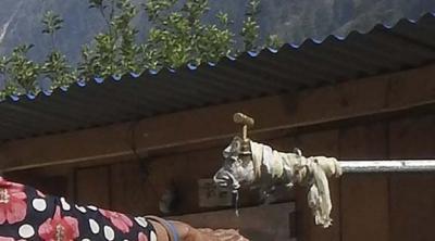 water tap in Nepal
