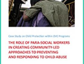 Social work case studies child protection