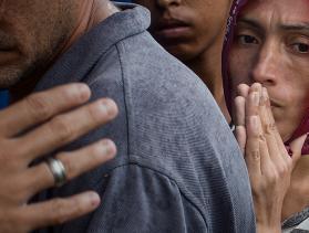 Columbia, Venezuela, Refugees, Catholic Relief Services