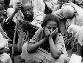 1984 Ethiopia famine
