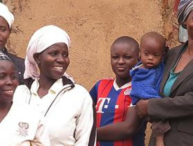 gikuriro group in Rwanda