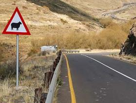 Lesotho highway