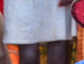 Madagascar market woman