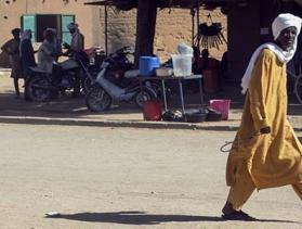 Niger street scene
