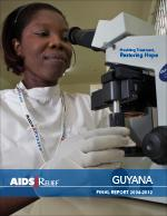 AIDSRelief Guyana Final Report