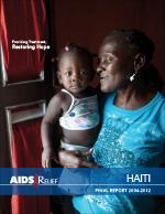 AIDSRelief Haiti Final Report