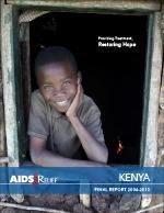 AIDSRelief Kenya Final Report