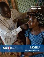 AIDSRelief Nigeria Final Report