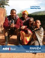 AIDSRelief Rwanda Final Report