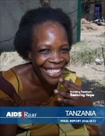 AIDSRelief Tanzania Final Report