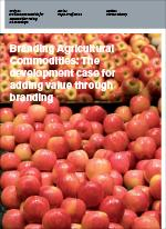 Branding Agricultural Commodities