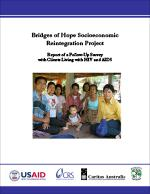 Bridges of Hope Socioeconomic Reintegration Project