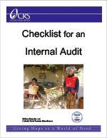 Checklist for an Internal Audit