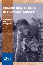 Considering Gender in Farmers Groups
