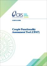 Couple Functionality Assessment Tool: User Guide
