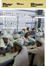 Dried Beans in Ethiopia