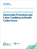 Farmworker Protections and Labor Conditions in Brazil's Coffee Sector
