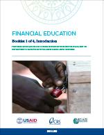 Financial Education Booklet 1