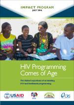 HIV Programming Comes of Age